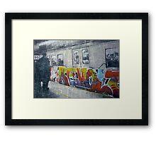 Revolt '85 Framed Print