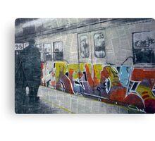 Revolt '85 Canvas Print