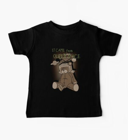 It Came from Outer Space - in sepiatone Baby Tee
