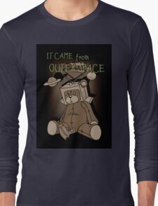 It Came from Outer Space - in sepiatone Long Sleeve T-Shirt