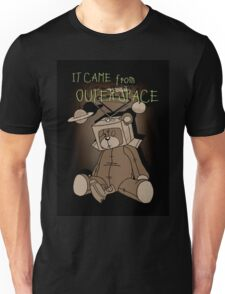 It Came from Outer Space - in sepiatone Unisex T-Shirt