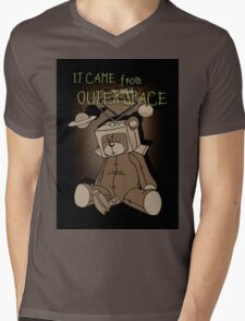 It Came from Outer Space - in sepiatone Mens V-Neck T-Shirt