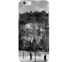 Edinburgh Castle  iPhone Case/Skin