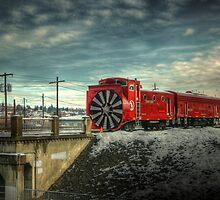 The Short Train by Badbrew