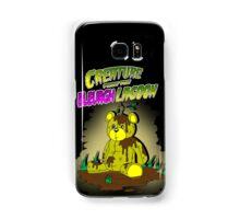 Creature from the Bleurgh Lagoon - in technicolor Samsung Galaxy Case/Skin