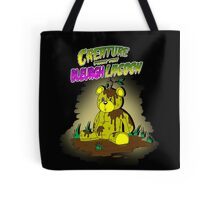 Creature from the Bleurgh Lagoon - in technicolor Tote Bag