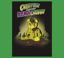 Creature from the Bleurgh Lagoon - in technicolor Kids Tee