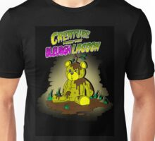 Creature from the Bleurgh Lagoon - in technicolor Unisex T-Shirt