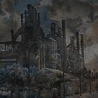 Bethleham Steel Plant by Russell Fry