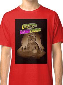 Creature from the Bleurgh Lagoon - in Sepiatone Classic T-Shirt