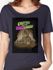 Creature from the Bleurgh Lagoon - in Sepiatone Women's Relaxed Fit T-Shirt
