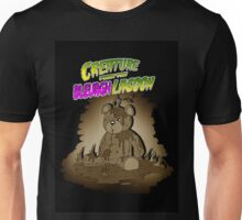Creature from the Bleurgh Lagoon - in Sepiatone Unisex T-Shirt