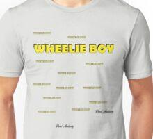 WHEELIE BOY Unisex T-Shirt