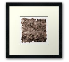 The Atlas of Dreams - Plate 21 Framed Print