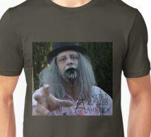 UZA Ray Digger Graveyard Unisex T-Shirt