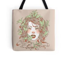 Peppermint Girl Tote Bag