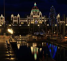 Christmas in the Harbour by Wendi Donaldson