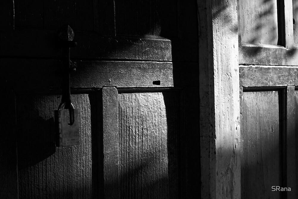 padlock by SRana