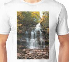 Ganoga Decorated With Gold Unisex T-Shirt