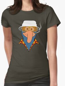 Gonzo Journalism Womens Fitted T-Shirt