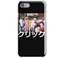 Dipset x Evangelion x Clique iPhone Case/Skin