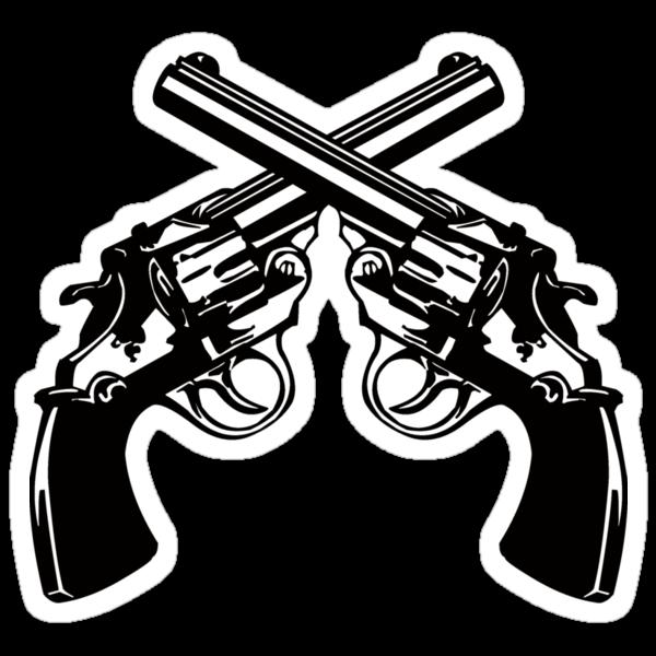 Revolvers by Karl Whitney