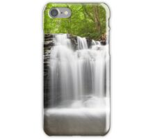 Blissful Summer Evening Below Wyandot Falls iPhone Case/Skin