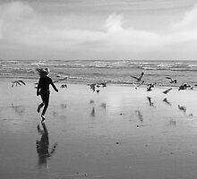Bird Run by Kevin Bergen
