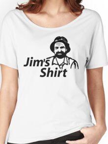 Jim's Shirt Women's Relaxed Fit T-Shirt