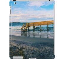 Ocean Boardwalk iPad Case/Skin