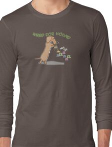 Wired Dachshund Long Sleeve T-Shirt