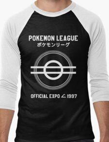Pokemon League Official Expo, 1997 Ltd ed.[white]  T-Shirt