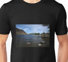 View across Crummock Water Unisex T-Shirt