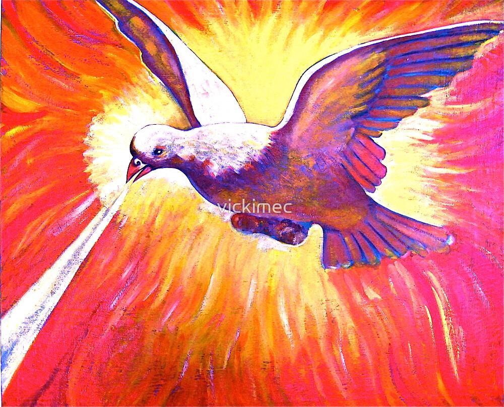 Holy Spirit by vickimec