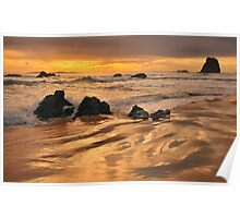 Glasshouse Rocks Poster