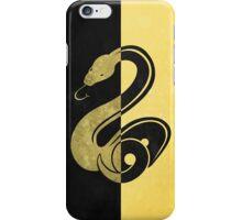 Slytherpuff iPhone Case/Skin