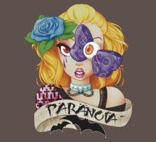 Pastel Goth Paranoia Girl T-Shirt