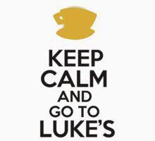 Keep Calm and go to Luke's T-Shirt