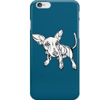 Sharpie Dogs: Gus the Chihuahua iPhone Case/Skin