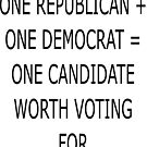 Math of our 2 party system by baseballplayer