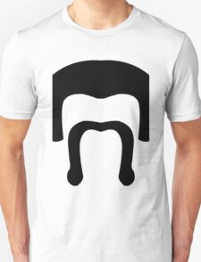 Barbarian Face Icon - COC (Clash of Clans) T-Shirt