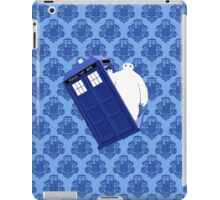Baymax Inside Flying Tardis iPad Case/Skin