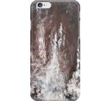 Solitude - Abstract Painting 3 iPhone Case/Skin