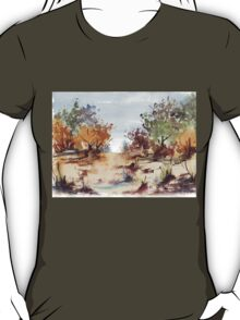 All is summer here T-Shirt