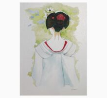 Maiko In Blue  T-Shirt