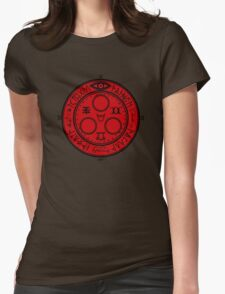 Halo of the Sun Womens Fitted T-Shirt