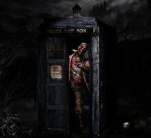 TARDIS ZOMBIE by raisya85