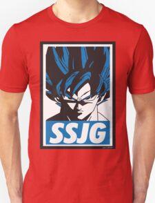 OBEY SSJG T-Shirt