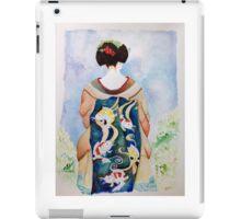 Leaping Koi Maiko iPad Case/Skin