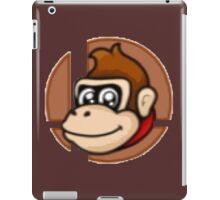 Super Smash Bros. 8-Bit (~ Donkey Kong ~) iPad Case/Skin